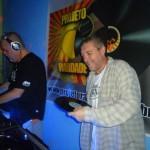 DJ Balegatzzo e Sylvio Muller
