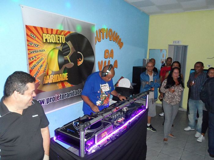 DJ CELIÃO IN ACTION