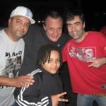 DJ Marcelão, DJ Gregão(In Memorian), GSB e DJ Murilo