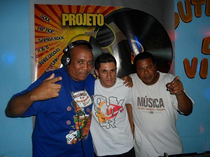 DJS CELIÃO, WASLEY E XIXA