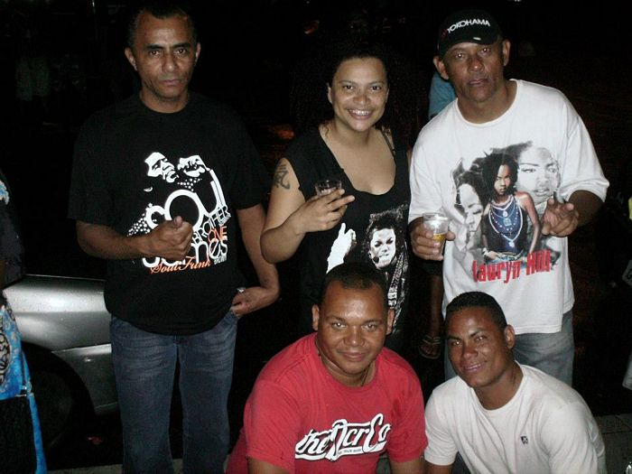 DJS Carlão, Zeme, Nene e amigos