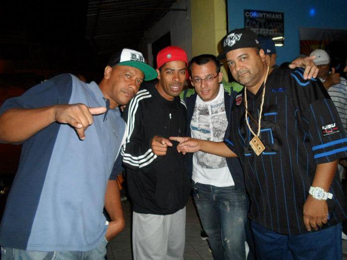 DJS PAULINHO CAGEBE, IRIR, BRUNO E MARCELÃO