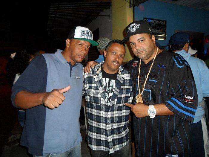 DJS PAULINHO CAGEBE, LELA E MARCELÃO