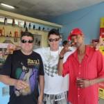 DJS Pam Pam, Menguele e Macarrão