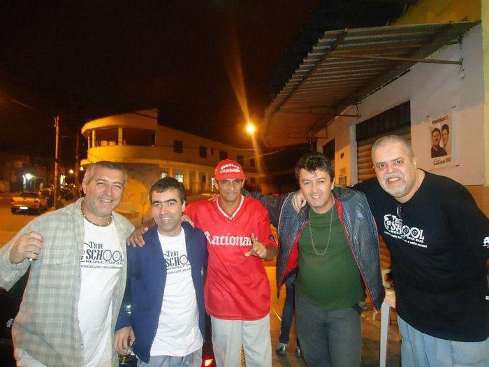 DJS, Sylvio Muller, GSB, ZS, Zé Luiz e Balegatzzo