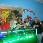 DJs A Nova Escola Junto Com A Velha Escola 2